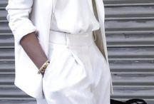 Белый костюм фотосет