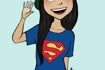 Super Woman ( Lilly Singh )