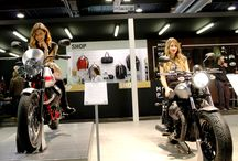 Moto Guzzi: Motor Bike Expo 2016. / The eagle flies high at the #MotorBikeExpo in Verona.  Find the best images from the Expo here.