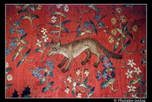 Jagiellonian tapestries / ornaments /