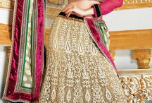 Navratri Dandiya Dresses
