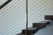 INTERIOR balustrade/stairs