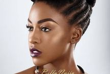 Natural Hairstyles for Special Events / Find beautiful hairstyles for a special event like your wedding !