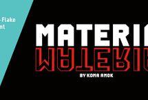 Materia Pro Font Download