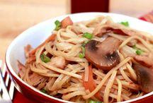 Asian Yum! / by Brandy B.