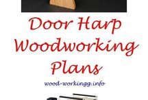 Met hout werken