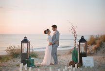 Wedding on the beach - Inspiration