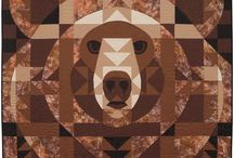Quilts with Brown