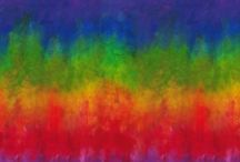 ...like a rainbow...