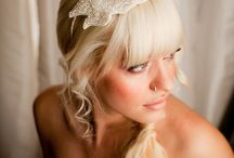 Austie Eckley  / Hair, makeup, and or headpieces/accessories