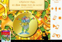 NL - Chameleon afbeeldingen / Scan met je smartphone/tablet en ervaar de mogelijkheden!