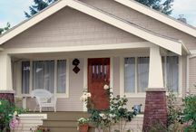 Exterior Home / From paint colors to landscaping ideas to porch furniture. All things having to do with making the exterior of your home inviting.