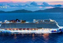 New Cruise Ships for 2016 / The newest, most innovative ships displayed for your viewing pleasure, along with information on destinations, amenities, and updates.