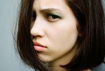 woman face portraits