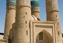 Les (st)ans / Ouzbekistan, Turkmenistan et autre Iran
