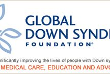 Down syndrome / by Kelly Schulte