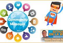 Community Manager Costa Rica / Cuando le digo a la gente que soy un Community Manager, casi siempre doy una una explicación que les parece complicada de lo que hago a diario. www.sitios-enlaweb.com
