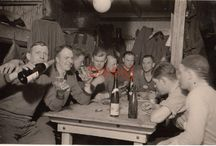 Alcohol in the war BB2. Germany and the Allies