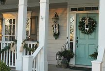 Home Exteriors and Porches