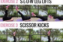 Lazy workouts