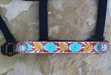Hand Painted Horse Halters / We custom design and hand paint our halters to give them a quality of uniqueness. We'd love to design one for you. www.pamperedcowgirl.com / by Pampered Cowgirl