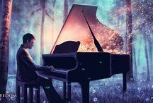 Музыка инструментальная