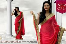 Janta Saree Creation / Janta Saree Creation is all about enhancing the beauty of a woman by its extraordinary designs and fabrication.