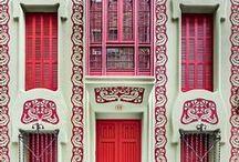 Architectural Facades/Details