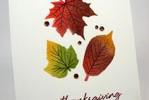 craft leaves