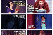 Disney & Dreamworks