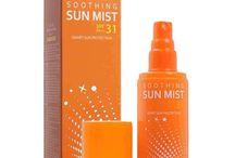 Kem chống nắng - Sunscreen