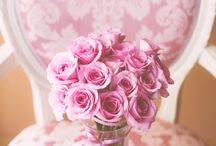 Pretty and pink / All things bright and pink