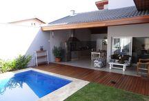 Quintal/Fundos de casa