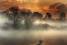 Mystische Landschaften