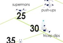 pyramid  workout
