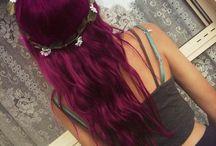 hårfarver