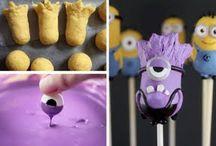 Baking ideas / by Alyssa Perez