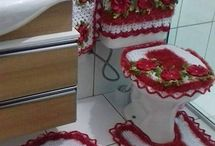 набор для ванной и туалета