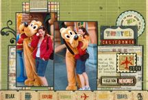 Delightful Disney / by allaboutscrapbooks