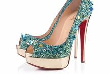 Shoes / by Sheryl Stephenson