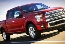 FORD F150 / The Ford F-Series is a series of full-size pickup trucks from Ford which has been sold continuously since 1948.