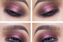 Colour wash eyes