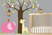 Nursery ideas - boy