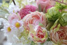 【ピンク】プリザーブド / Flower noteのピンク色のプリザーブドアレンジギャラリーです。