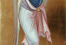 ангелы(иконопись)