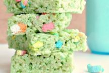 St. Patrick's Day Treats & Recipes