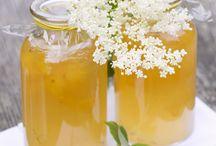Marmelade-Gelee