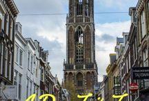 TRAVEL: NL, Utrecht