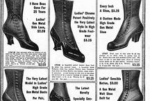 Footwear Inspiration / by Christina Vernon