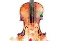 violín que me encanta